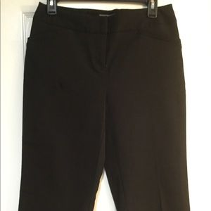 Apt. 9 women's black long shorts. Size 6. EUC